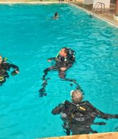 Dive Pool Session – March 2017